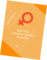 Qualified Woman-Owned Business